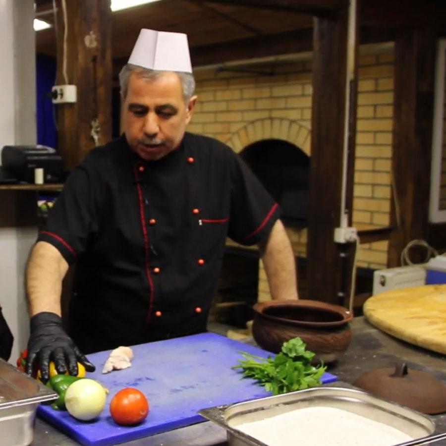 Приготовление Бугульмы - Ресторан Невская Жемчужина